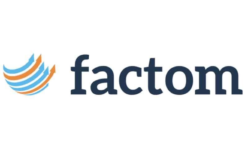 Factom(ファクトム)とは|仮想通貨の特徴・価格・チャート・購入方法・取引所