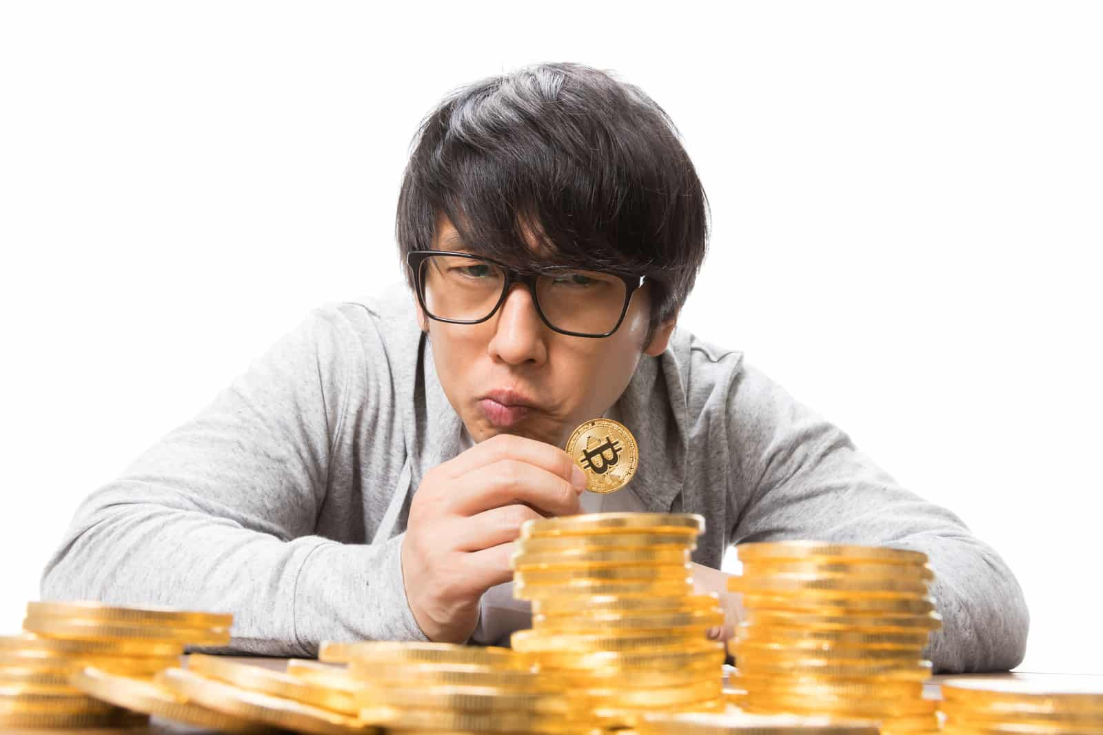 【管理人ブログ19】BTC20万円分をエイダコインに交換(2018年5月7日)