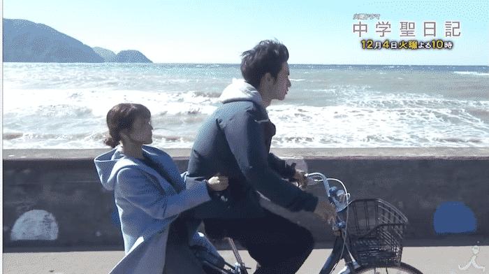 【中学聖日記】第9話の見逃し配信動画の無料視聴方法