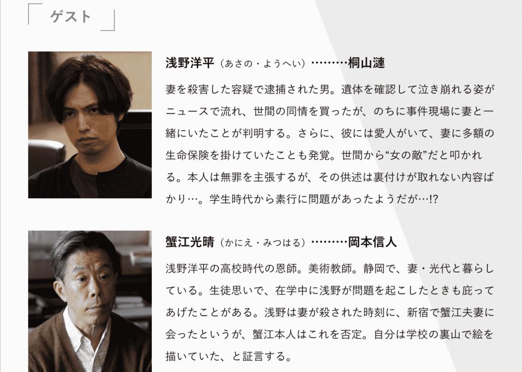 『リーガルV〜元弁護士・小鳥遊翔子〜』第3話の見逃し無料動画の視聴方法