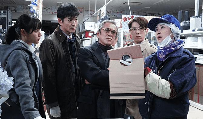 『刑事ゼロ』第4話のあらすじ