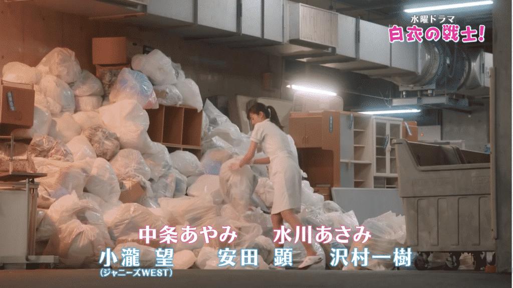 『白衣の戦士!』第2話の動画視聴者の口コミ感想(若干ネタバレあり)